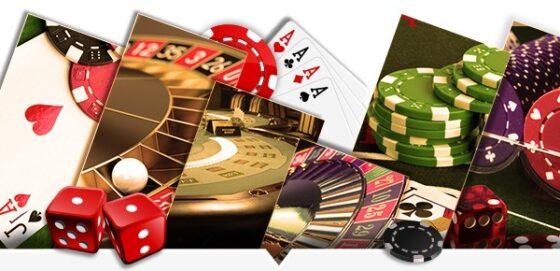 six casino games