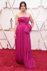Idina Menzel 92nd Annual Academy Awards, Arrivals, Fashion Highlights, Los Angeles, USA - 09 Feb 2020 Wearing J. Mendel